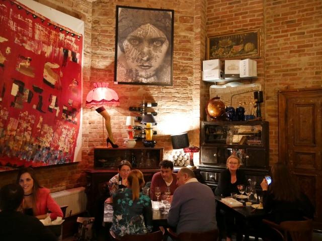 Budapest - Doblo Wine Bar