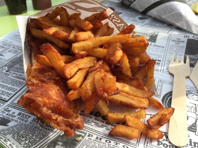 Pornichet La Baule Fish and Chips