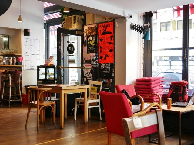 Budapest - Kozpont Cafe